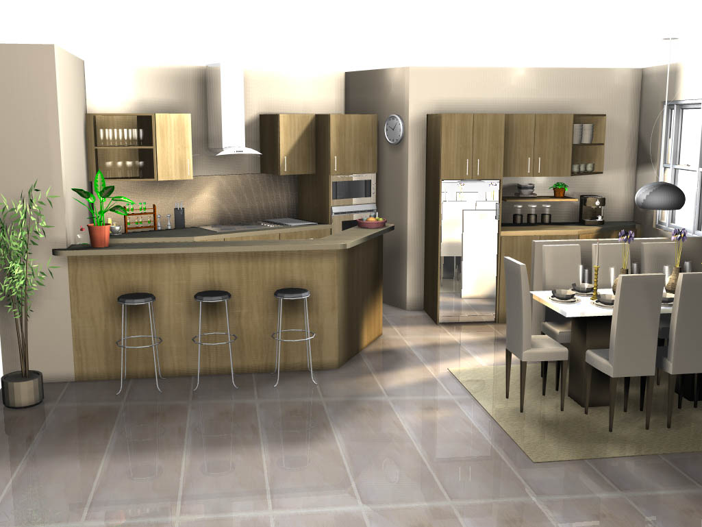 Cabinet Vision Gallery Discover What 39 S Possible For Kitchen Joinery Design To Manufacture