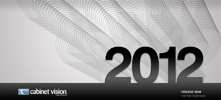 CV2011R2 Splash Screen