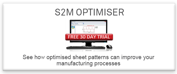 Trial S2M Optimiser for optimising your cutting