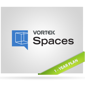 Vortek Spaces - 1 Year Plan