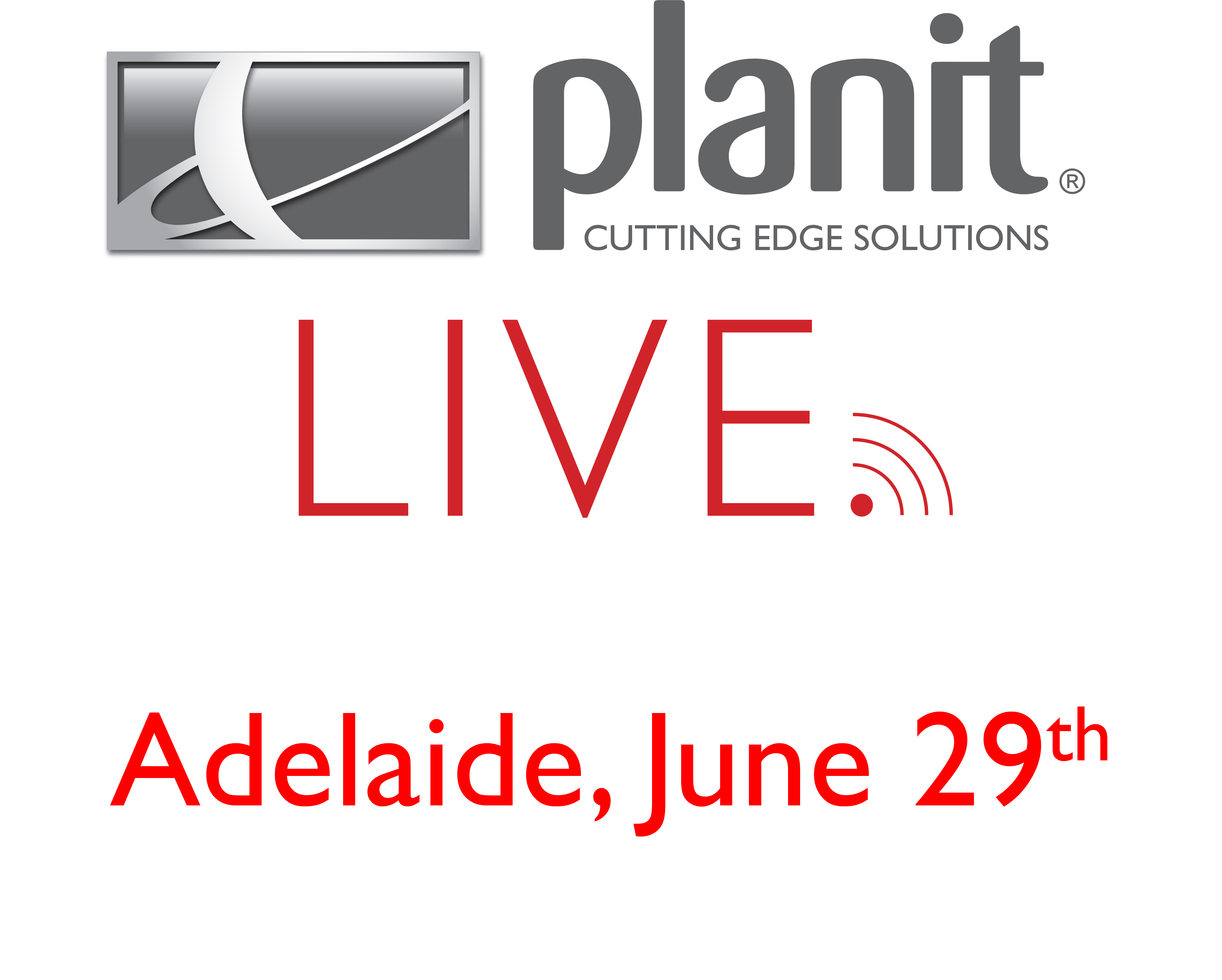 Planit Live 2017 - Adelaide