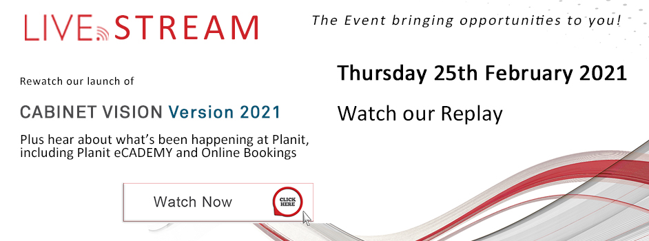 Planit Live 2021 | Our Livestream Event